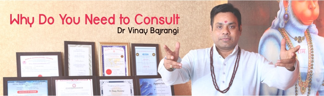 Why Do You Need to Consult Dr. Vinay Bajrangi?